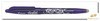 Product image: PILOT ROLLERBALL FRIXIONBALL BL-FR7 VIOLET WITH ERASER PEN