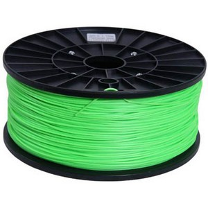 Product image: 3D FILAMENT ABS 1KG GREEN