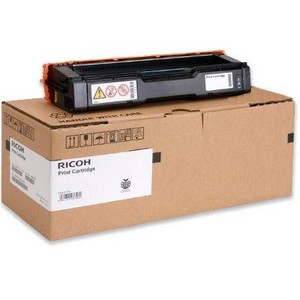 Product image: RICOH SPC252 TONER CARTRIDGE BLACK