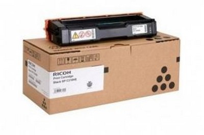 Product image: RICOH 407722 SPC252 TONER CARTRIDGE MAGENTA