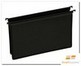 Product image: Cumberland Executive Heavy Duty Pp 76Mm Cap Black 5S Suspension File