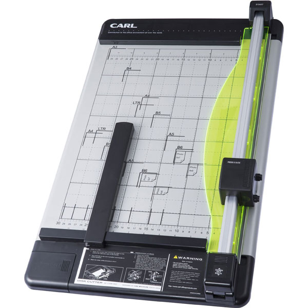 Product image: Carl A3 #Dc-230 Commercial Trimmer