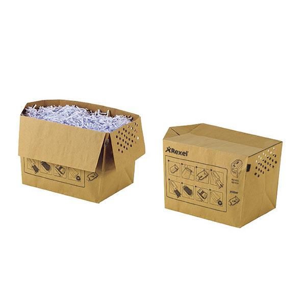 Product image: Rexel Mercury Executive Recycling Paper Bags