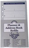 Product image: ADDRESS BOOK REFILLS (WP-20RAB) (20 PAGES)