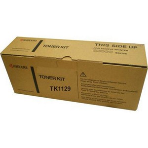 Product image: Kyocera Tk1129 Laser Toner Cartridge Black