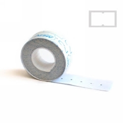 Product image: Meto Label Price Gun Plain White Removable 22X16mm (1000 Labels Per Roll)